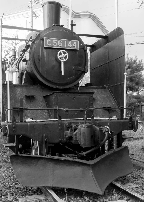 懐古園SL-1