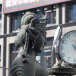 如是姫(にょぜひめ)像のこと<br> – Statue of Nyoze Hime –