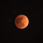 赤い皆既月食の撮影 2018.1.31<br>  -Blood moon- <br>動画もあります