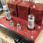 真空管アンプキットの組み立て<br> ートライオード(Triode)TRK-3488 ー