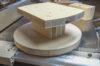 ギャラリーDali MENUET (ダリ・メヌエット)のスピーカースタンド製作過程