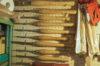 ターニング・ツールの刃砥ぎウッドターニング(Woodturning)